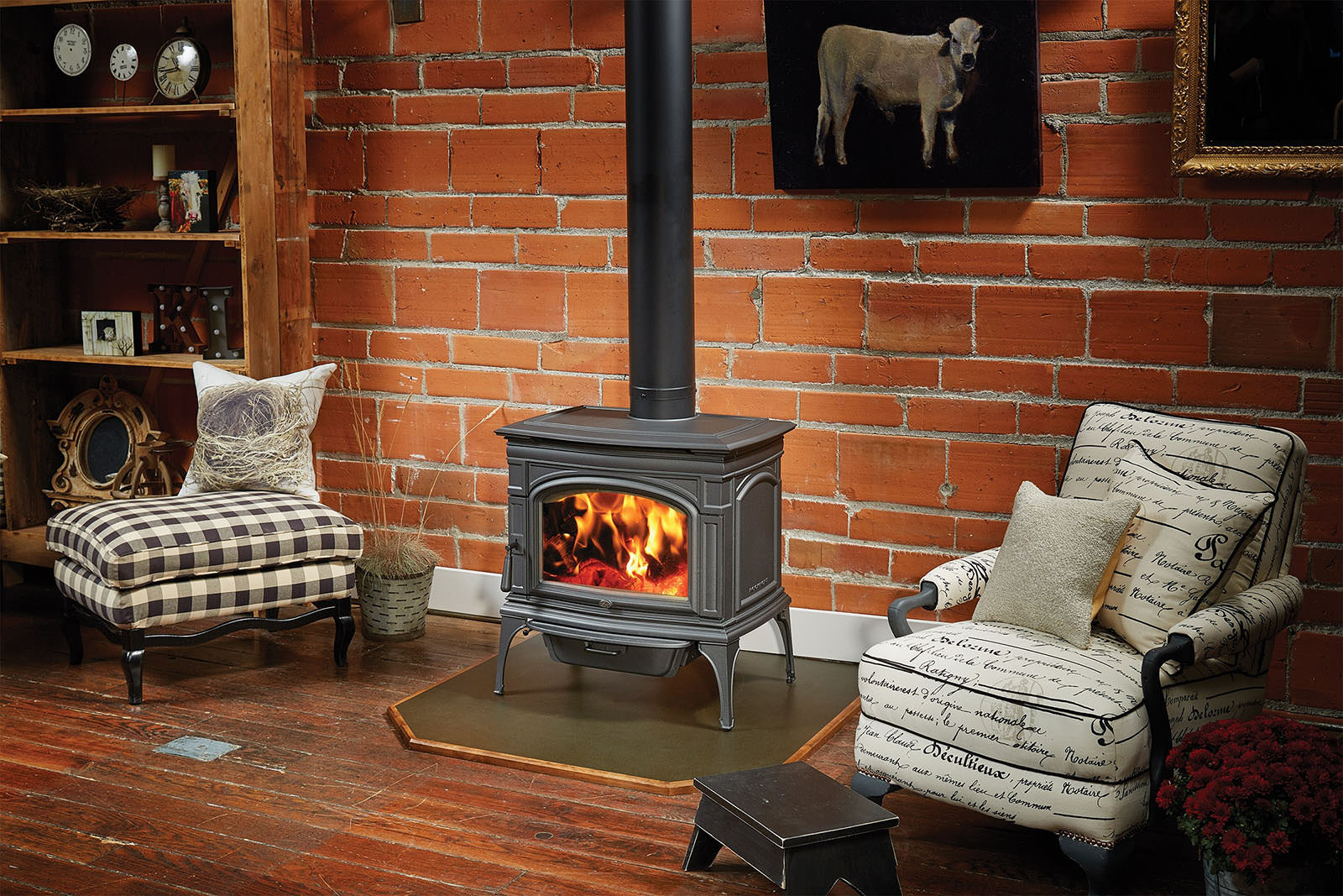 Lopi Rockport Wood Stove109062
