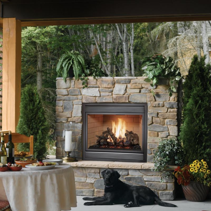 Fireplace Xtrordinair – 864 TV 40K Gas Fireplace 2