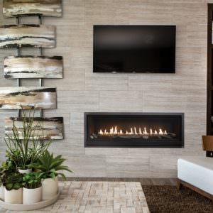 Probuilder 54 Linear Gas Fireplace