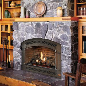 864 TRV 31K Deluxe gas fireplace