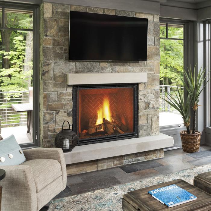 Heat & Glo Tru Gas Fireplace