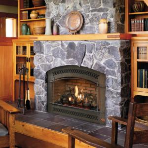 864 TRV 31K Gas Fireplace