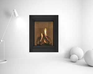 Everest gas fireplace