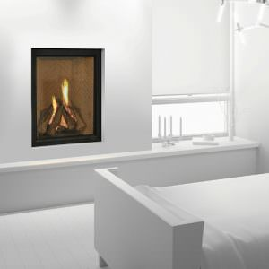 Everest gas fireplace