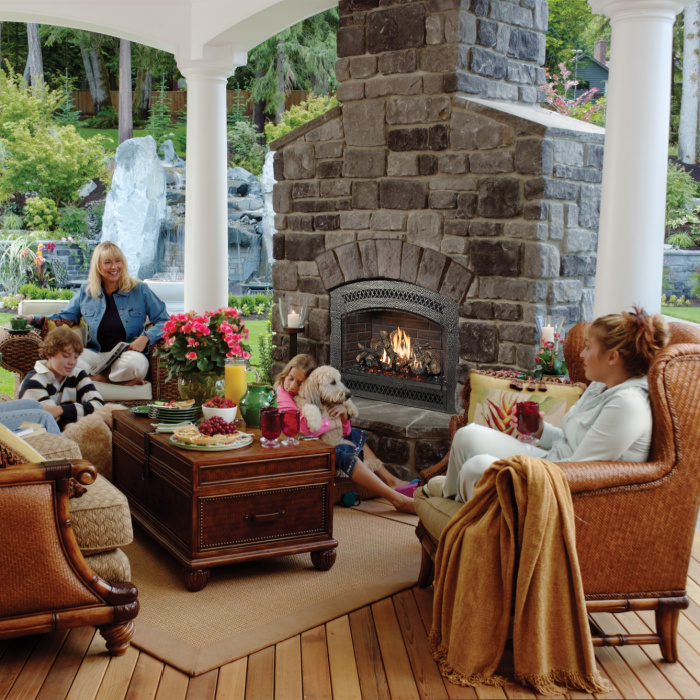 Fireplace X 864 image 3