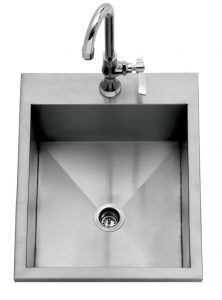 15″ DROP-IN SINK