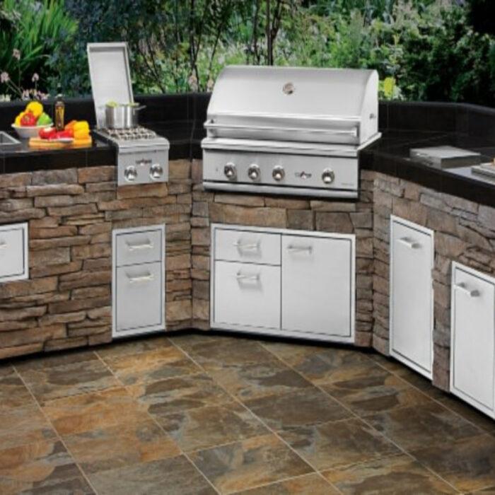 Delta Heat Outdoor Kitchen 2pm