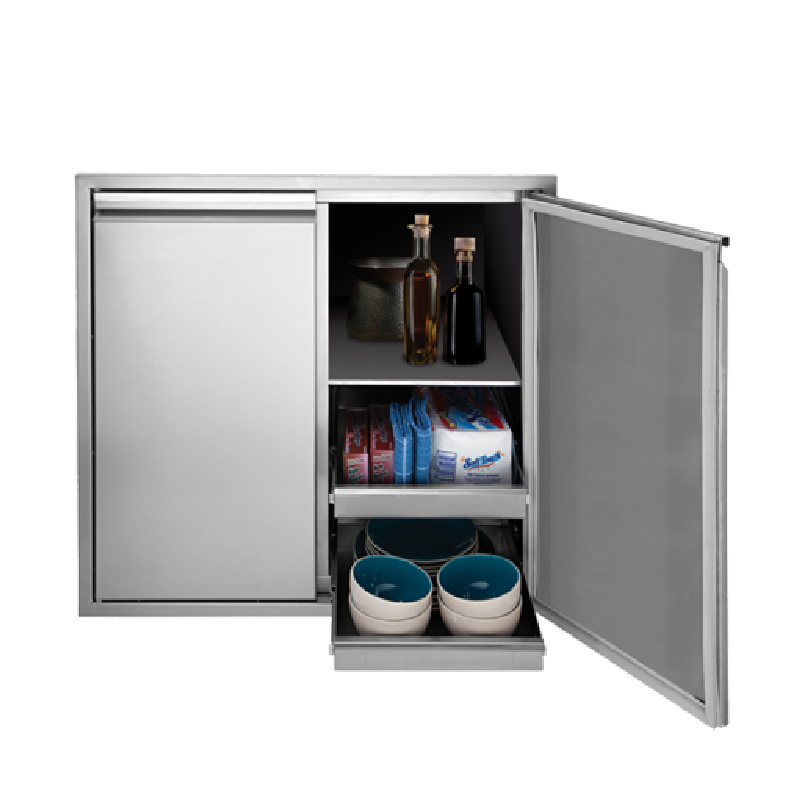 TWIN EAGLES – 36 TALL DRY STORAGE CABINET