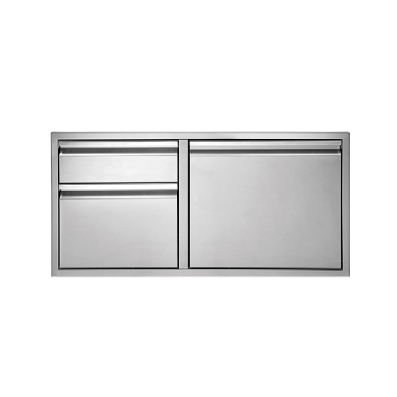 TWIN EAGLES – DOOR TWO DRAWER COMBO