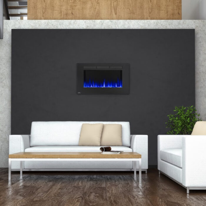 Allure 42 electric fireplace