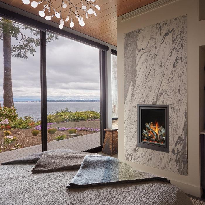 ProBuilder 24 Clean Face gas fireplace
