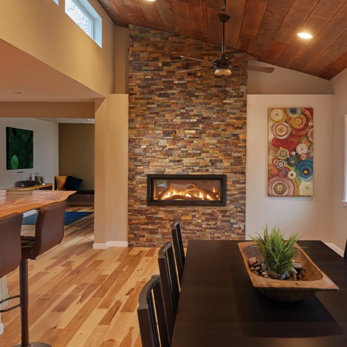 Fireplace X 4415 see thru image 3 1