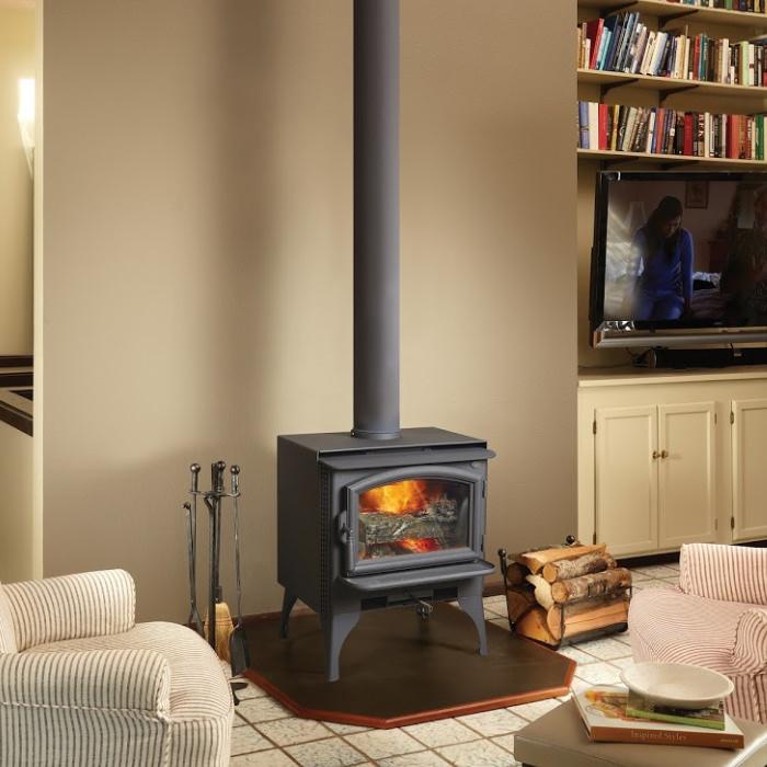 Answer wood stove