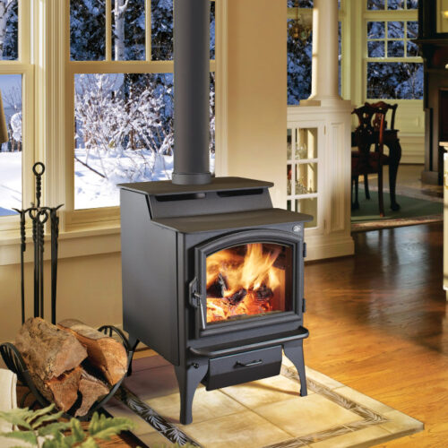 Endeavor Wood stove
