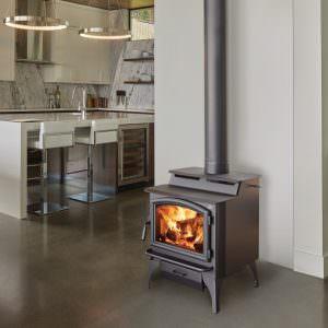 Endeavor Wood stove