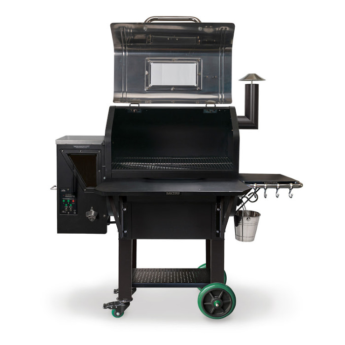 Daniel Boone Prime WiFi Stainless steel grill
