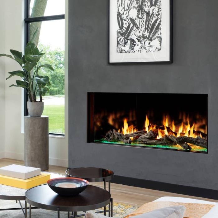 Heat Glo Foundation Gas Fireplace image 1