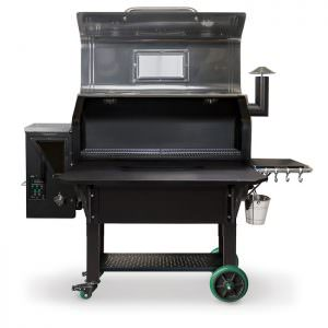 Jim Bowie Prime WiFi Stainless Steel grill