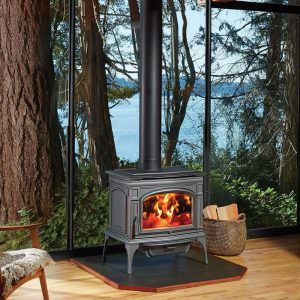 Rockport wood stove