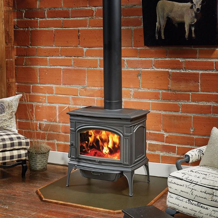 Rockport wood stove