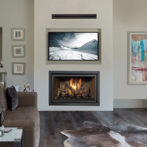 564 35k Clean Face Gas Fireplace
