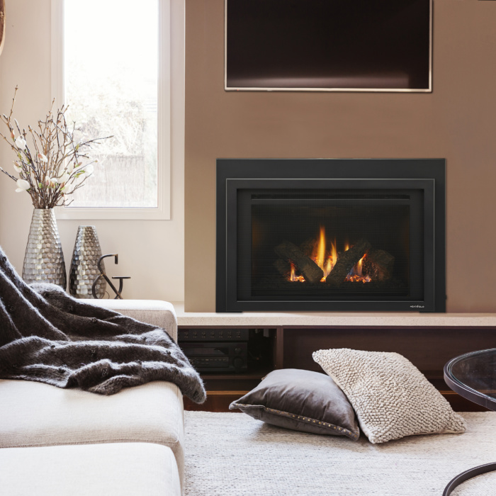 Provident 35 Photo Firescreen black Metal interior 4C High res