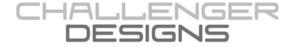 Challenger Designs logo