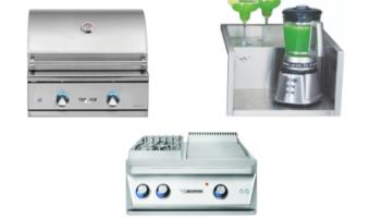 Custom grill items