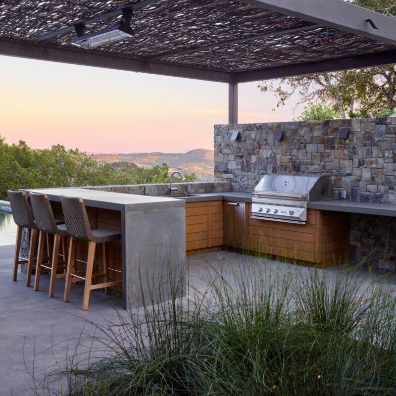 Outdoor kitchens header