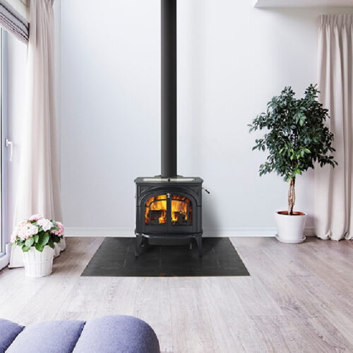 Vermont Castings Dauntless Flexburn Wood Burning Stove 2