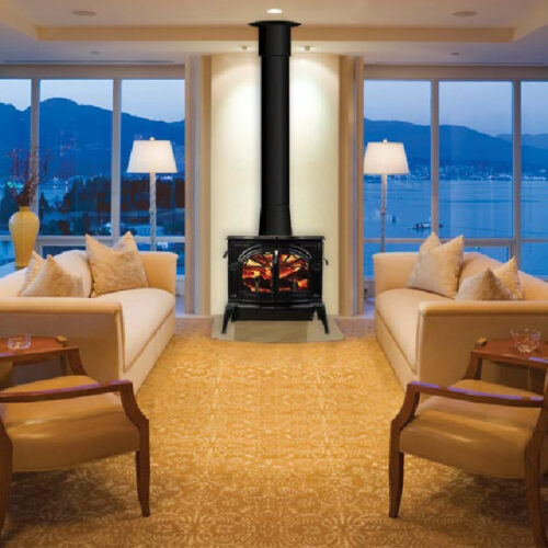 Vermont Castings Defiant Wood Burning Stove 3