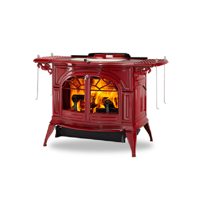 Vermont Castings Defiant Wood Burning Stove 4