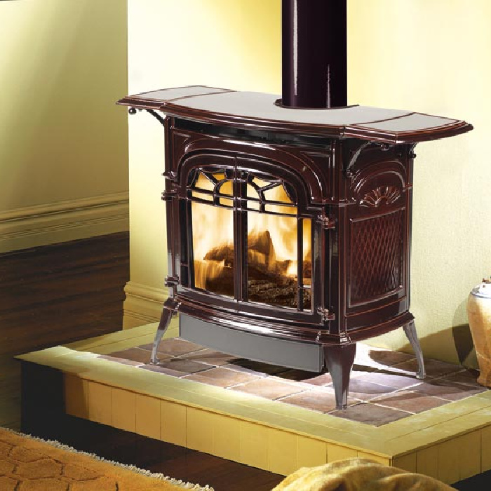 Vermont Castings Stardance Direct Vent Gas Stove 1