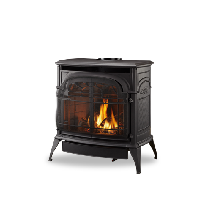 Vermont Castings Stardance Direct Vent Gas Stove 2