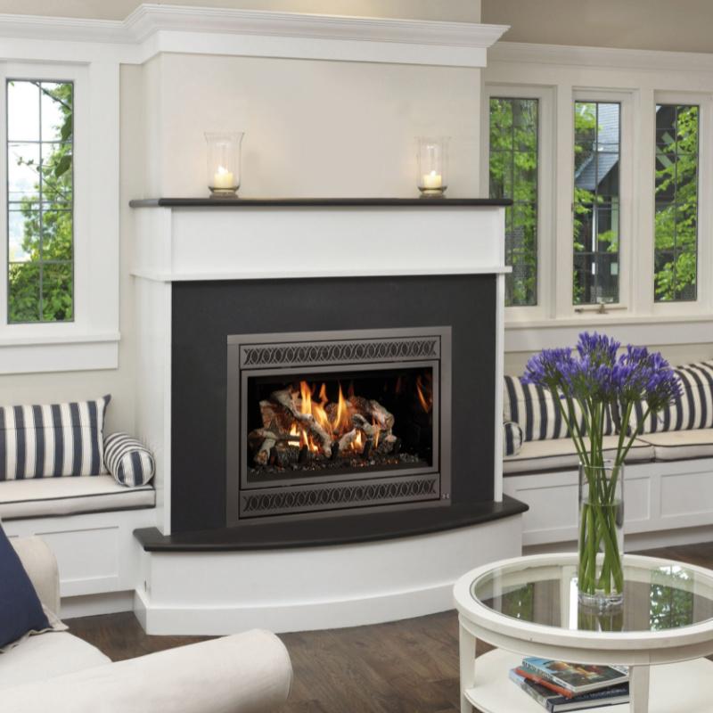 Fireplace Xtrordinair 564 TV 35K Gas Fireplace 3